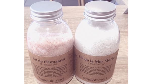 Coiffure Avignon Produits naturels sels pour traitements