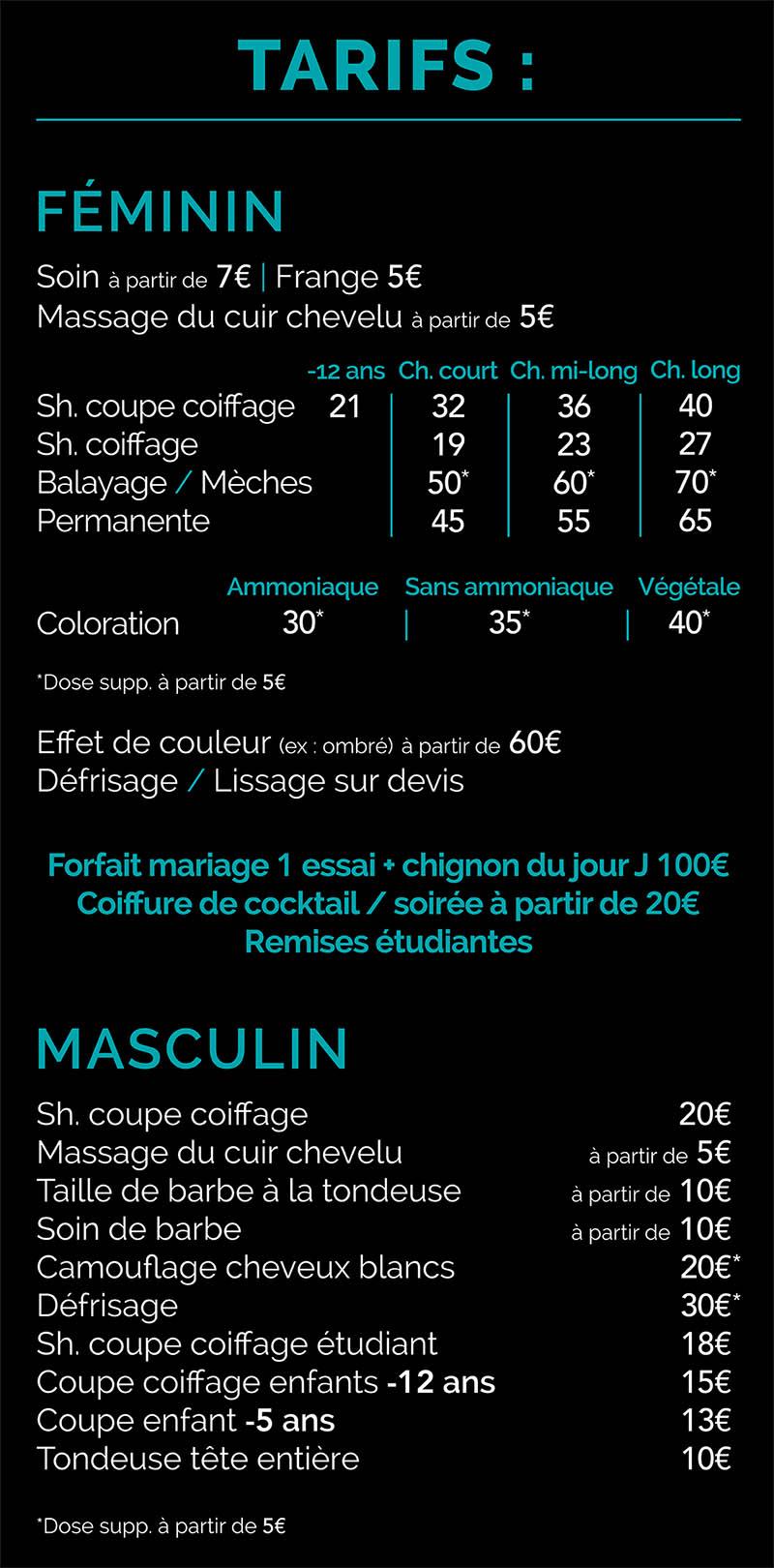 Salon de coiffure Avignon et Montfavet LISA K